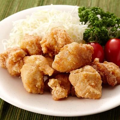 くまから本舗の国産鶏から揚げ 2.4kg(くまから本舗)