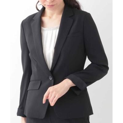 OFUON / 【セットアップ可】シングルボタンジャケット WOMEN ジャケット/アウター > テーラードジャケット