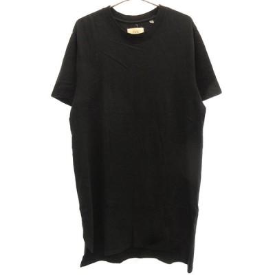 FOG (フォグ) 15 Collection One S/S Tee ショートスリーブTシャツ 半袖 カットソー サイドスリット