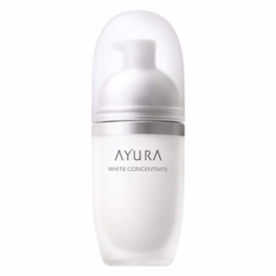 AYURA(アユーラ) ホワイトコンセントレート 美白美容液 40mL  【薬用 化粧品 肌 美容 シミ ソバカス 医薬部外品 正規品】