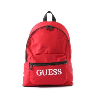 GUESS / QUARTO Logo Backpack MEN バッグ > バックパック/リュック