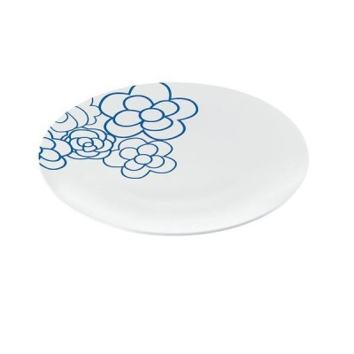 guzzini グッチーニ ラウンドディッシュ 2007 0368ブルーS  洋食器