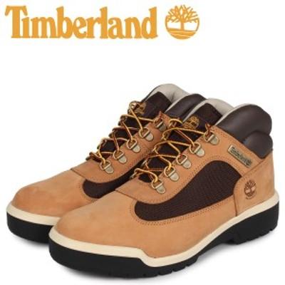 ティンバーランド Timberland ブーツ フィールドブーツ メンズ ウォータープルーフ FIELD BOOT F/L WATERPROOF ベージュ A1XP5