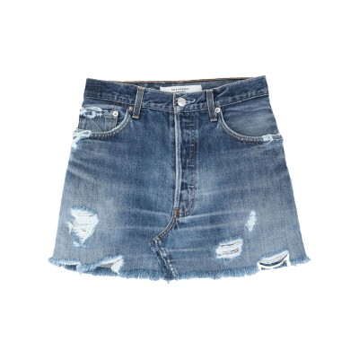 SO DIFFERENT デニムスカート ブルー 32 コットン 100% デニムスカート