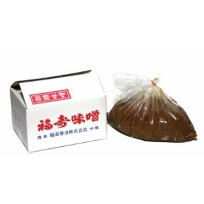 送料無料 徳島の醤油しょうゆ 御膳みそ 3.5kg 調味料 福寿醤油/ 贈り物 グルメ ギフト 母の日