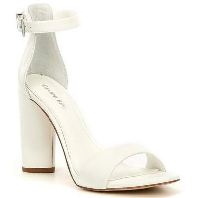ジャンビニ レディース サンダル シューズ Joenah Two Piece Ankle Strap Block Heel Dress Sandals