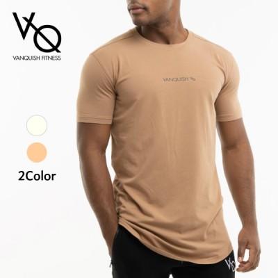 ヴァンキッシュ フィットネス 新作カラー VANQUISH FITNESS CORE MEN'S SHORT SLEEVED T SHIRT 3 Tシャツ 半袖 メンズ 筋トレ ジム ウエア スポーツ 正規品[衣
