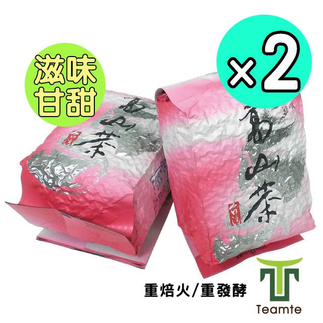 【TEAMTE】台灣高山茶 凍頂四季春 - 600g/一斤 (重焙火/重發酵)