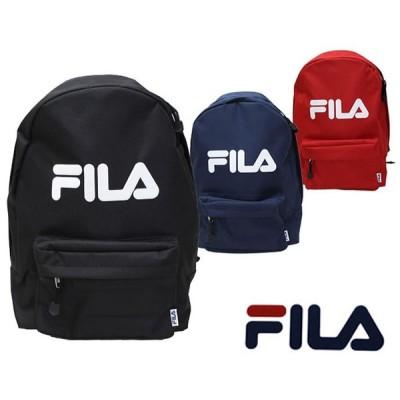 FILA リュック メンズ レディース フィラ 3DロゴDパック 送料無料(沖縄・北海道・離島は除く)