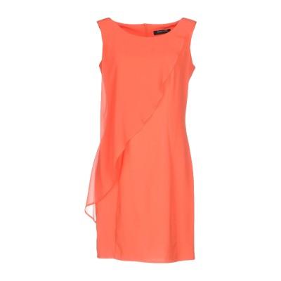 MARCIANO ミニワンピース&ドレス オレンジ 38 ポリエステル 100% ミニワンピース&ドレス