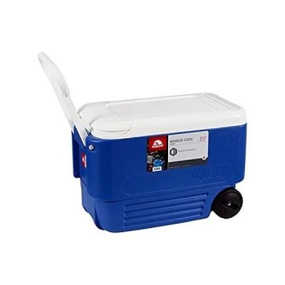 特別価格Ice - Cooler 38 Quart Rolling Ice Chest With Wheels. This Ice Box Is The Be