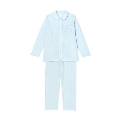 ウイング/ワコール パジャマセット 肌あたりがやさしい素材感 パジャマ 長袖・長ズボン 水玉柄 EP3002 レディース SX LL