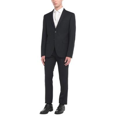 ALESSANDRO GHERARDI スーツ ダークブルー 52 ポリエステル 72% / レーヨン 28% スーツ