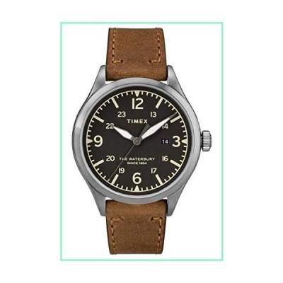 Timex (タイメックス) ウォーターベリー クォーツムーブメント ブラックダイヤル メンズウォッチ TW2R71200