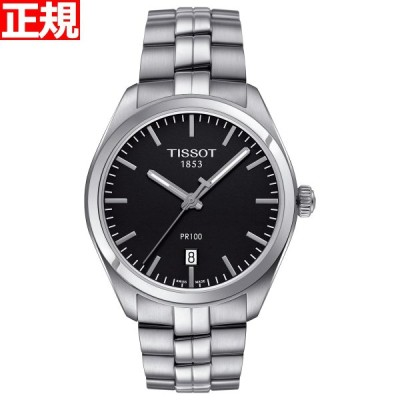 店内ポイント最大34.5倍!本日限定!ティソ TISSOT 腕時計 メンズ PR100 T101.410.11.051.00