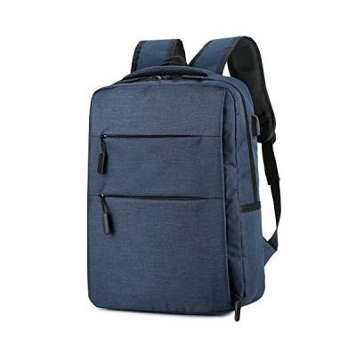 ビジネスリュック ビジネスバッグ 2way バックパック パソコンバック usb充電ポート付き 機内持ち込み 軽量 防水