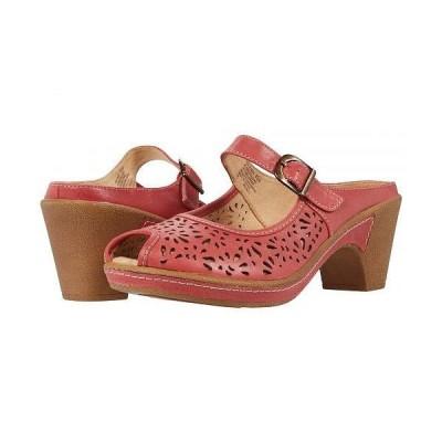 White Mountain ホワイトマウンテン レディース 女性用 シューズ 靴 ヒール Gilding - Country Red