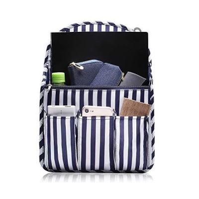 NET-O バッグインバッグ A4 口金リュック リュックインバッグ インナーバッグ デイパック リュックインに便利な バックインバック レ