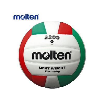 モルテン バレーボール2200 4号球 軽量 EVA素材 ソフト V4M2200-L