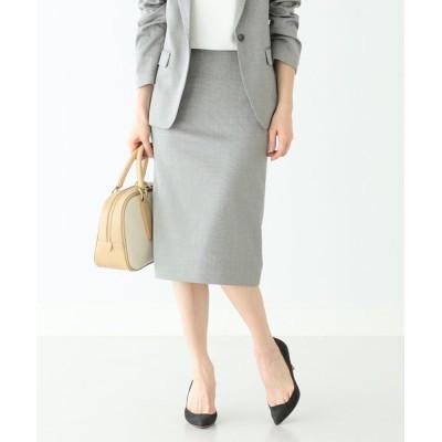 BEAMS WOMEN / Demi-Luxe BEAMS / ドビー タイトスカート WOMEN スカート > スカート