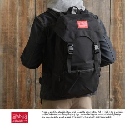 リュック ビジネス メンズ Manhattan Portage リュックサック ナイロン 大容量 マンハッタンポーテージ Hiker 軽量 軽い 黒