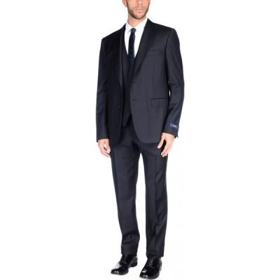 パルジレリ PAL ZILERI メンズ スーツ・ジャケット アウター Suit Black