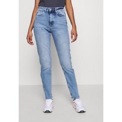 オンリー トール デニムパンツ レディース ボトムス ONLVENEDA LIFE MOM  - Relaxed fit jeans - light blue denim
