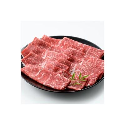 阿久根市 ふるさと納税 さつまビーフ モモすき焼き・しゃぶしゃぶ用 800g(400g×2P) akune20-1