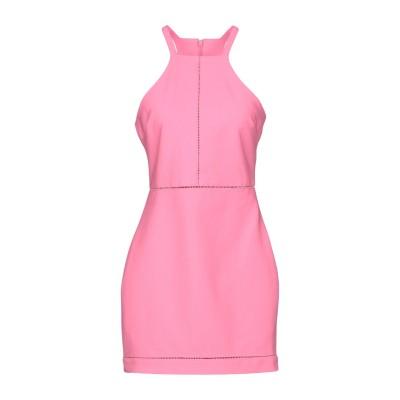 エリザベスアンドジェームス ELIZABETH AND JAMES ミニワンピース&ドレス ピンク 0 ポリエステル 54% / レーヨン 39%