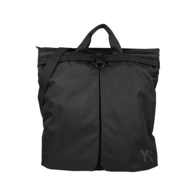 Y-3 クロスボディバッグ  メンズファッション  メンズバッグ  ボディバッグ ブラック
