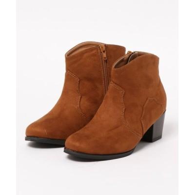 GeeRA / ウエスタンブーツ WOMEN シューズ > ブーツ
