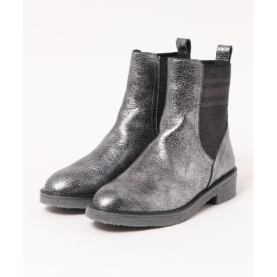 ground green store / Pertini / 202W16597 / サイドゴアショートブーツ WOMEN シューズ > ブーツ