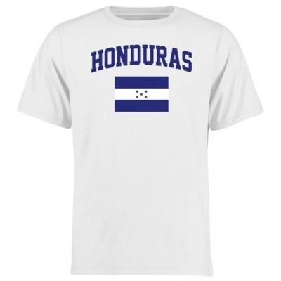 ファナティクス ブランデッド メンズ Tシャツ トップス Honduras Flag T-Shirt