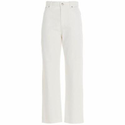 A.P.C/アー ペー セー White Denim cotton jeans レディース 春夏2021 COEFGF09131AABWHITE ju
