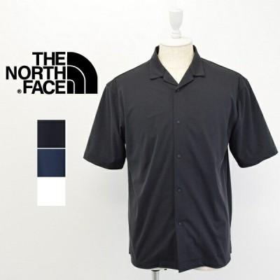 メンズ THE NORTH FACE ザ ノースフェイス MOJAVE SHIRT 半袖 オープンカラー シャツ NR22061