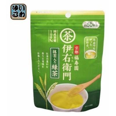 宇治の露製茶 伊右衛門 インスタント緑茶 40g 36個入