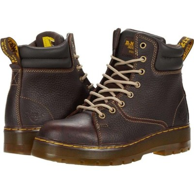 ドクターマーチン Dr. Martens Work レディース シューズ・靴 Gilbreth ST Teak Industrial Bear