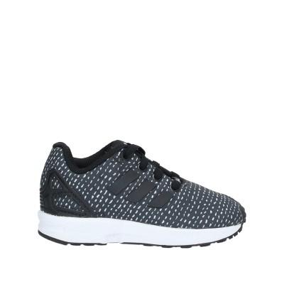 ADIDAS ORIGINALS スニーカー&テニスシューズ(ローカット) ブラック 4C 紡績繊維 スニーカー&テニスシューズ(ローカット)