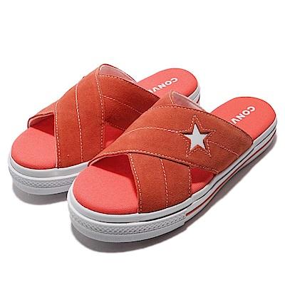 Converse 涼拖鞋 One Star Sandal 套腳 女鞋