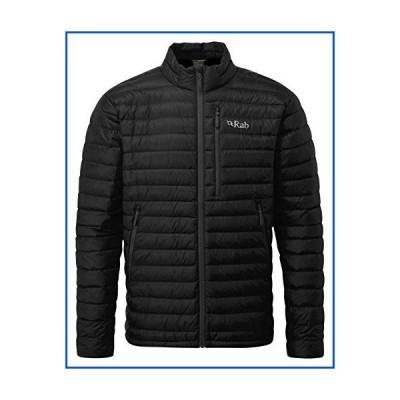 【新品】[ラブ] Down-Men's Microlight Jacket メンズ Black UK XL (日本サイズ2L相当)【並行輸入品】