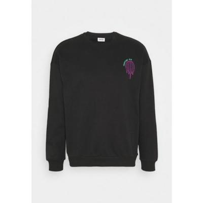 メンズ スウェット Sweatshirt - black