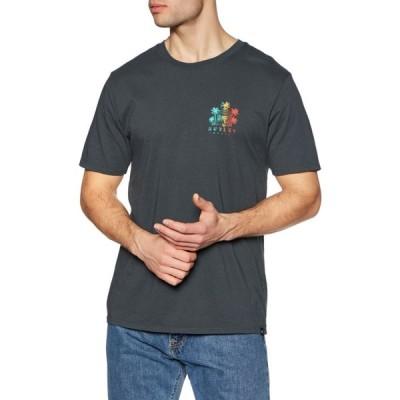 ハーレー Hurley メンズ Tシャツ トップス get shacked short sleeve t-shirt Dark Smoke Grey