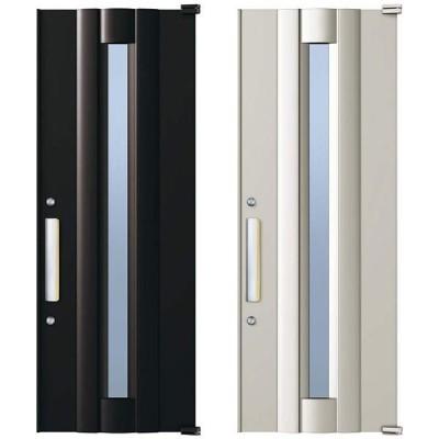 取替用玄関ドア デュガードデュオII DH2310用 ドアセットD-2071-KAG-R(L) YKKap アルミサッシ