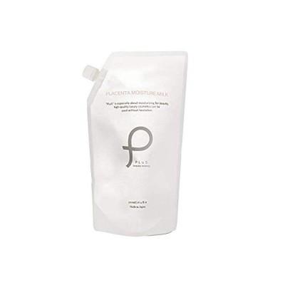 プリュ プラセンタ モイスチュアミルク (500ml:パウチタイプ)正規品