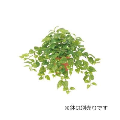 造花 フェイクグリーン 人工観葉植物 フレンチポトスブッシュx12(GL83)