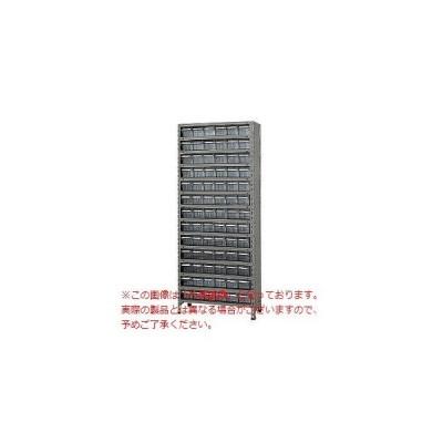 物品棚LEK型樹脂ボックス(100kg/段・高さ2100mm・14段タイプ) LEK2124−78T【代引不可・配送日時指定不可・個人宅不可】