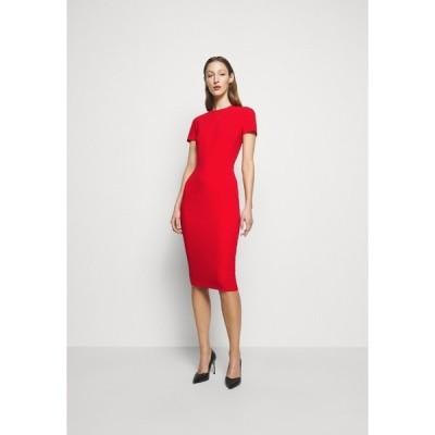 ヴィクトリア ベッカム ワンピース レディース トップス Shift dress - red