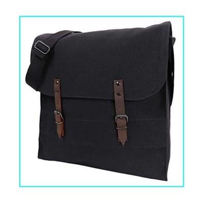 Rothco Jumbo Canvas Medic Bag, Black