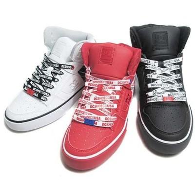 ディーシーシューズ DC SHOES DM194029 PURE HIGH-TOP WC SE SN ユニセックス メンズ レディース 靴