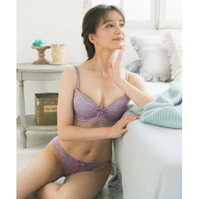 fran de lingerie / ECLAT エクラ ブラ&ショーツセット B65-D75カップ WOMEN アンダーウェア > ブラ&ショーツ